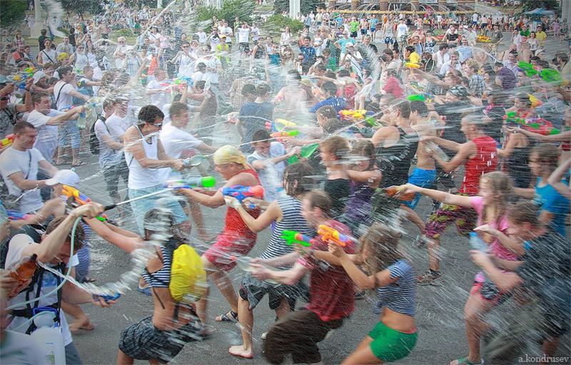 11601 В Аккермане завтра пройдет водная битва